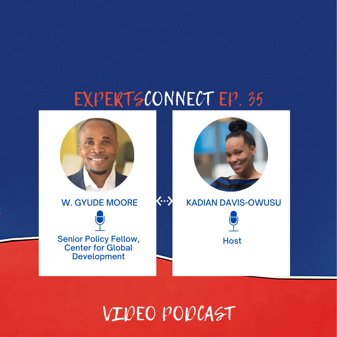 ExpertsConnect EP. 35: Unlocking Africa's Potential: The Road to Economic Prosperity