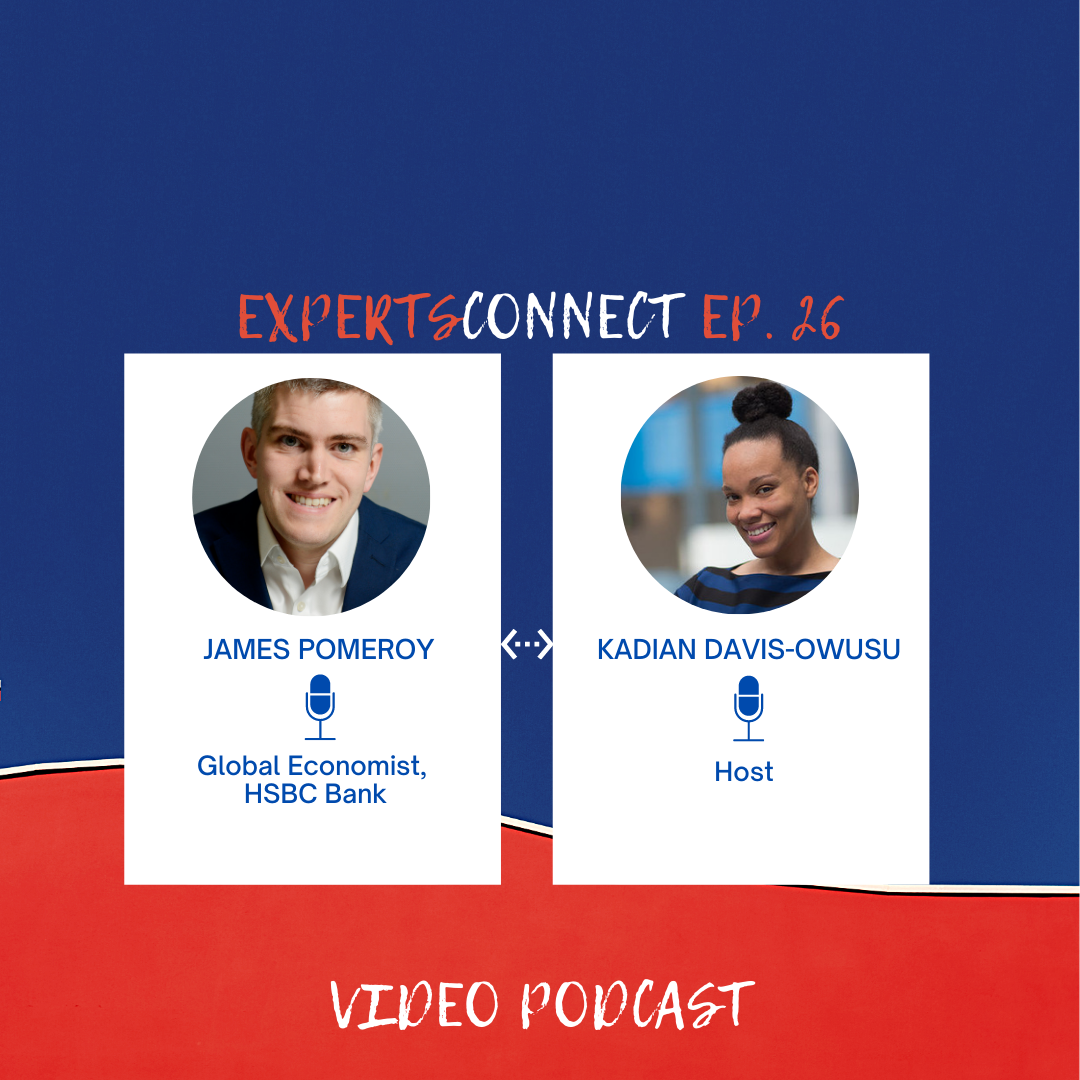 ExpertsConnect EP. 26: Understanding the Digital Economy with James Pomeroy