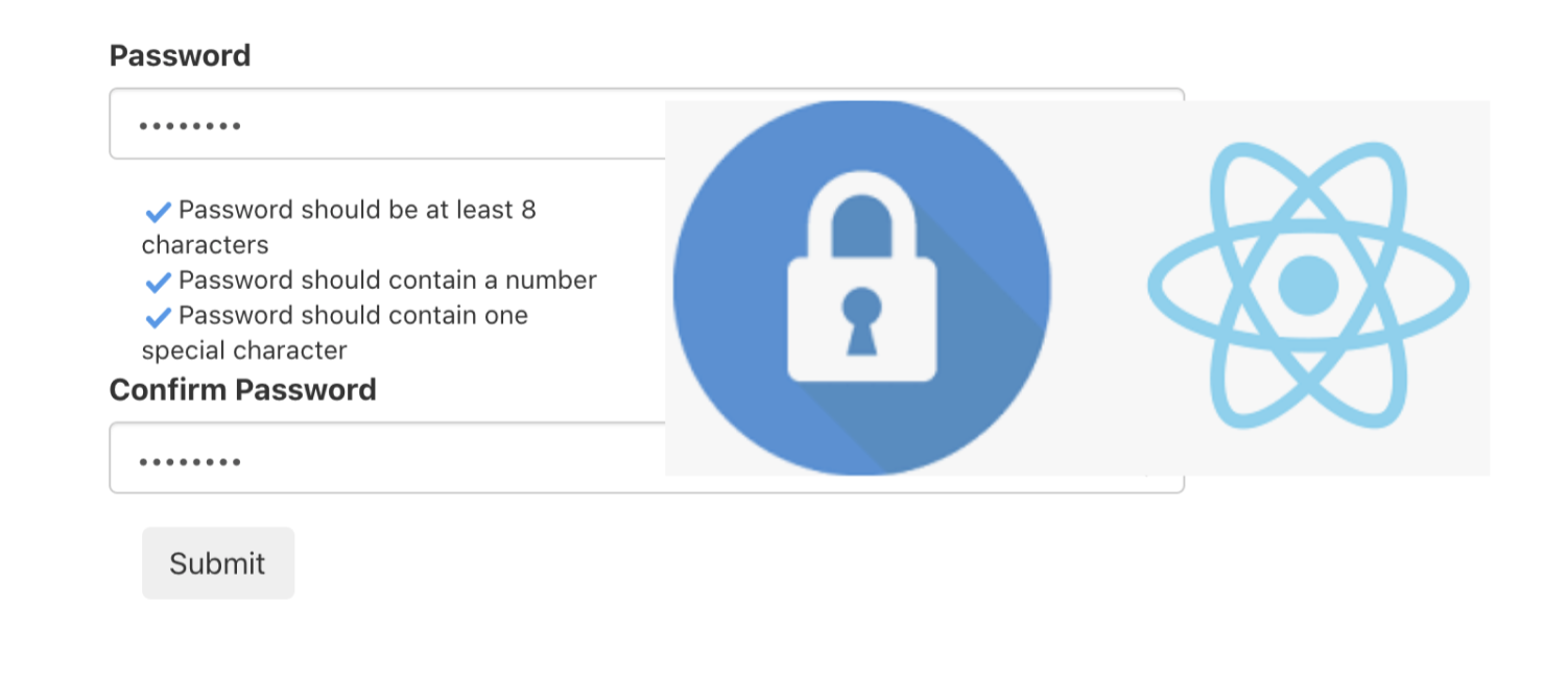 Tutorial: Building a  password policy checker with React